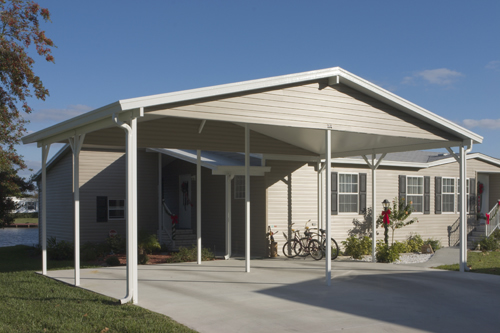 a made of wood carport built to your specifications - Austin, Texas