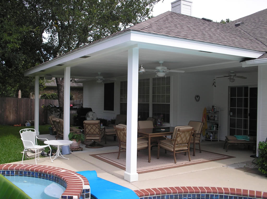 Allgood Roofing Amp Would You Like To Extend Your Patio And
