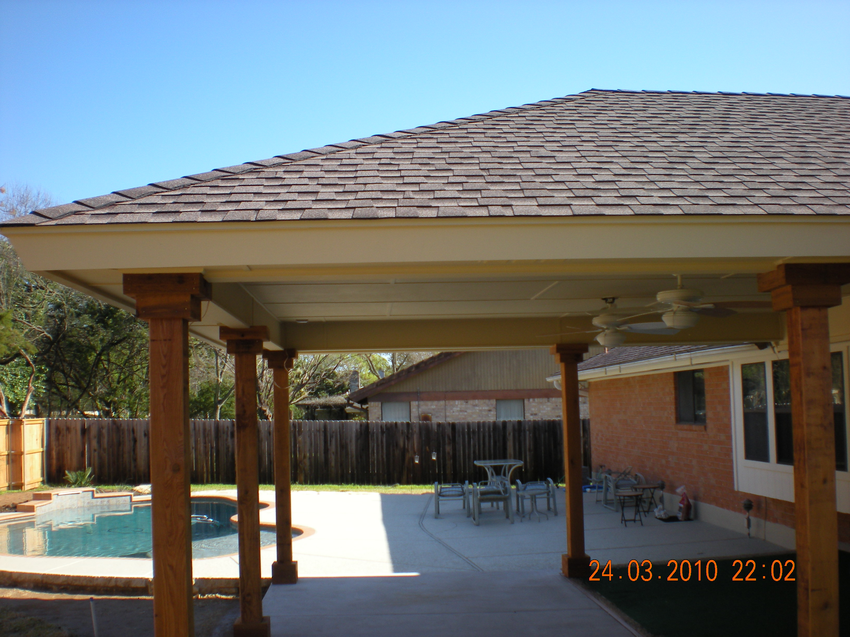 All Good Roofing U0026 Additions Provides An Array Of Functional And Attractive  Patio Covers That Can Expand Your Outdoor Space. Enhance Your Backyard Area  By ...